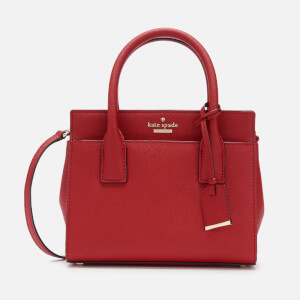Kate Spade New York Women's Mini Candace Bag - Heirloom Red