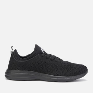 Athletic Propulsion Labs Women's Techloom Phantom Trainers - Black/Black/White