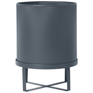 Ferm Living Bau Pot - Large - Dark Blue