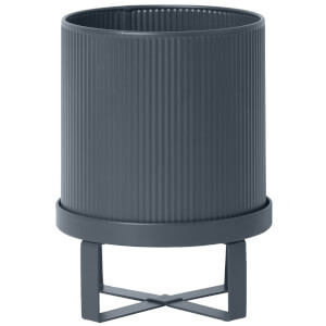 Ferm Living Bau Pot - Small - Dark Blue