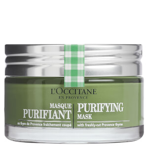 L'Occitane Purifying Mask (Net Wt. 2.6 oz.)