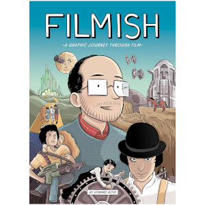 Filmish: A Graphic Journey Through Film (Paperback)