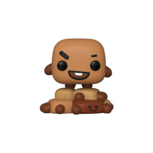 BT21 Shooky Funko Pop! Vinyl