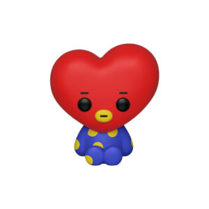 BT21 - Tata Pop! Vinyl Figur