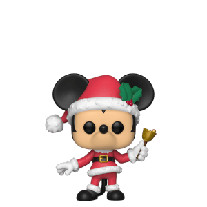 Figura Funko Pop! - Mickey Mouse Navideño - Disney Holiday