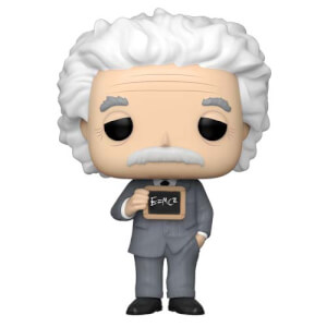 Albert Einstein Pop! Vinyl Figur