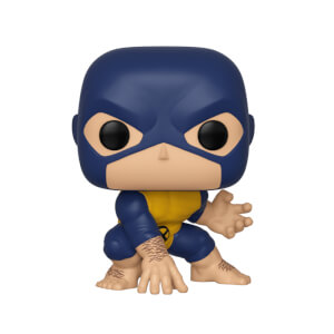 Marvel 80th Beast Funko Pop! Vinyl