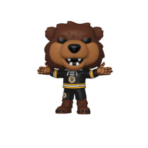 NHL Bruins Blades Pop! Vinyl Figure