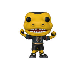 NHL Knights Chance Gila Monster Funko Pop! Vinyl