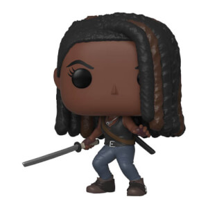 The Walking Dead Michonne Funko Pop! Figuur