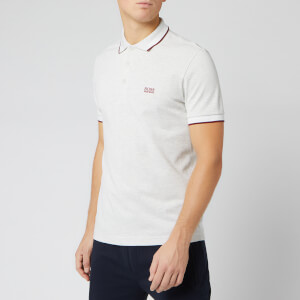 BOSS Men's Paddy Polo Shirt - Grey