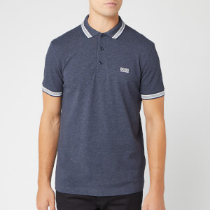 BOSS Men's Paddy Polo Shirt - Navy Marl