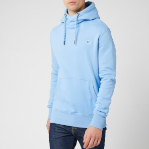 Superdry Men's Collective Hoodie - Wave Blue