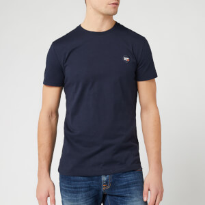 Superdry Men's Collective Short Sleeved T-Shirt - Box Navy