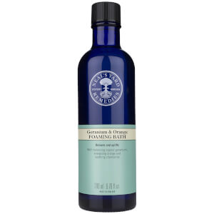 Neal's Yard Remedies Geranium and Orange Foaming Bath 200ml