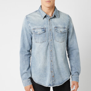 Ksubi Men's Frontier Shirt - Recharge Blue
