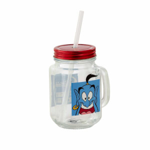 Funko Homeware Disney Aladdin At Your Service Mason Jar