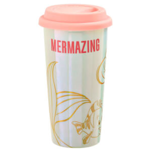 Funko Homeware Disney The Little Mermaid Mermazing Lidded Mug