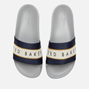 Ted Baker Men's Rastar Slide Sandals - Blue/Grey