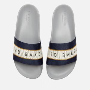 Ted Baker Men's Rastar Slide Sandals - Blue/Grey