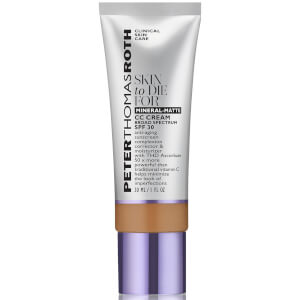 Peter Thomas Roth Skin to Die For CC Cream 30ml - Tan