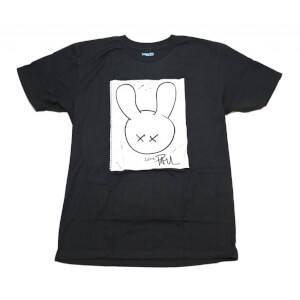 Kidrobot Luv Paul 10th Anniversary Men's T-Shirt - Black