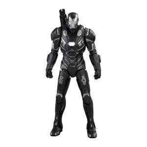 Hot Toys Avengers: Endgame Movie Masterpiece Series Diecast Action Figure 1/6 War Machine 32 cm