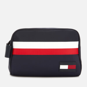 Tommy Hilfiger Men's Sports Mix Wash Bag - Corporate