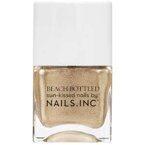 nails inc. Beach Bottled That Tan Life Nail Varnish 14ml