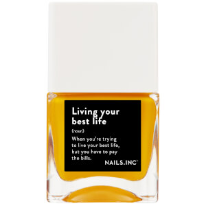 nails inc. Life Hack Living Your Best Life Nail Varnish 14ml