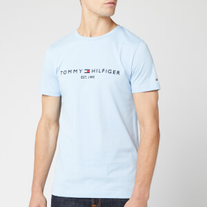 Tommy Hilfiger Men's Tommy Logo T-Shirt - Chambray Blue