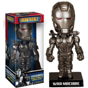 Marvel Funko Wacky Wobbler War Machine