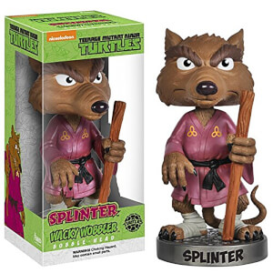 Funko Wacky Wobbler Teenage Mutant Ninja Turtles Splinter