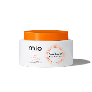 mio Solar Power Illuminating Sugar Body Scrub 275g