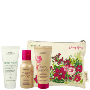 Aveda Exclusive Cherry Almond Travel Set