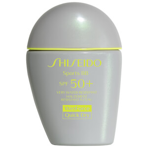 Shiseido Sports SPF50+ BB Cream 30ml (Various Shades)