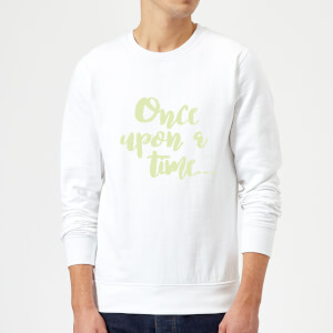 Once Upon A Time Sweatshirt - White