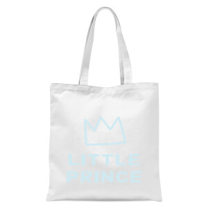 Little Prince Tote Bag - White