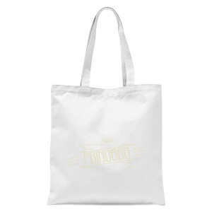 My Little Princess Tote Bag - White