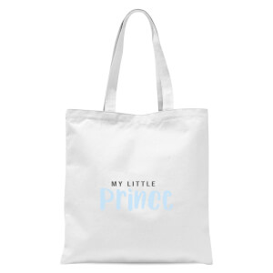 My Little Prince Tote Bag - White