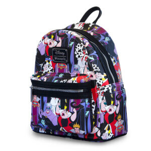 Mini Sac à Dos Loungefly Disney Méchants