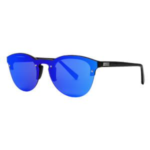 Scicon Protector Sunglasses Blue Multimirror Lens - Black Gloss Frame