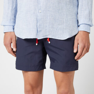 Orlebar Brown Men's Standard Swim Shorts - Navy