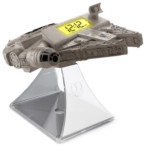 Disney Star Wars Alarm Clock Radio with SFX