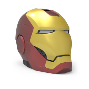 Marvel Avengers Classic Iron Man Bluetooth Speaker
