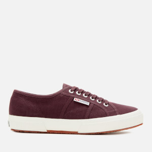Superga Women's 2750 Cotu Classic Trainers - Red Dark Wine