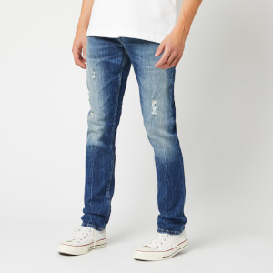 Tommy Jeans Men's Scanton Heritage Jeans - Creuse Mid Blue