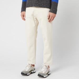 YMC Men's Tearaway Jeans - Ecru