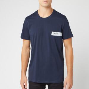 BOSS Men's Logo T-Shirt - Navy