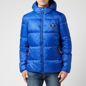 Barbour Beacon Men's Ross Quilt Jacket - Charge Blue